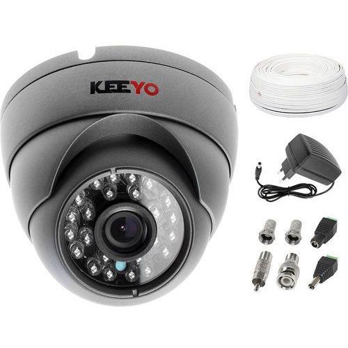 Zestawy monitoringowe, Zestaw do monitoringu kamera LV-AL25HD zasilacz przewód akcesoria