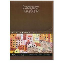 Blok rysunkowy ECO A4 25 kartek. Darmowy odbiór w niemal 100 księgarniach!