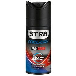 STR8 Body React - dezodorant w sprayu 150 ml