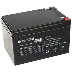 Akumulator żelowy 12V 12Ah
