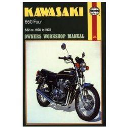 Kawasaki 650 Four (76 - 78)