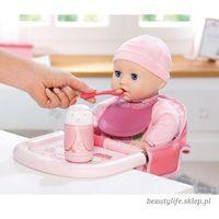 Pozostałe lalki i akcesoria, Zapf Baby Annabell Magiczny zestaw do karmienia