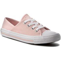 Trampki CONVERSE - Ctas Coral Ix 555895C Vapor Pink/Vapor Pink/White
