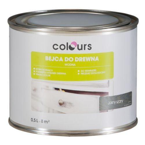 Podkłady i grunty, Bejca Colours szara 0,5 l