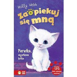 Perełka, wyjątkowa kotka. zaopiekuj się mną