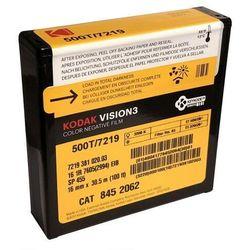 KODAK Vision3 500T/7219 16 mmx30,5m film negatyw
