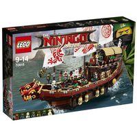 Klocki dla dzieci, Lego NINJAGO Perła przeznaczenia 70618