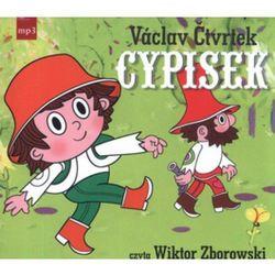 Cypisek - książka audio na CD - Vaclav Ctvrtek OD 24,99zł DARMOWA DOSTAWA KIOSK RUCHU