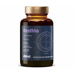 RestMe 4Mind Wsparcie mózgu sen odprężenie 60 kapsułek HealthLabs