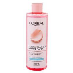L'Oréal Pleť owego wody, wyciągi z kwiatów rzadkich dla normalnej skóry mieszanej 400 ml