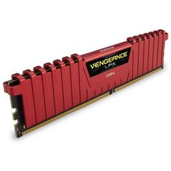 Pamięć DDR4 Corsair Vengeance LPX 8GB (2x4GB) 2400MHz CL16 1,2V Red