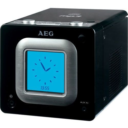 Radiobudziki, AEG SRC 4325