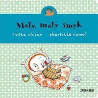 Książki dla dzieci, Mały mały smyk. Co wokoło - Lotta Olsson (opr. kartonowa)