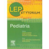 Książki medyczne, Pediatria. Seria LEPetytorium (opr. miękka)