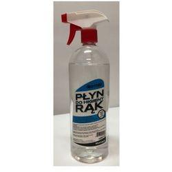 Płyn do dezynfekcji rąk 1000 ml z atomizerem