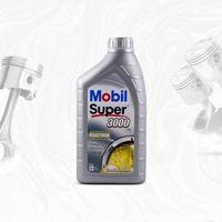 Oleje silnikowe, MOBIL SUPER 3000 X1 5W40 SN/SM, A3/B3/B4, VW 502.00/505.00, BMW LL-01 -1L