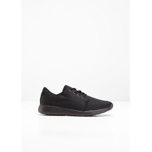 Damskie obuwie sportowe, Sneakersy bonprix czarny