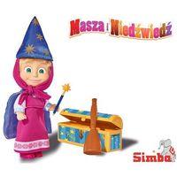 Pozostałe zabawki, SIMBA Masza Magiczne Sztuczki - HITY WiecejZabawek.pl. Szybka wysyłka - 100% Zadowolenia. Sprawdź już dziś!