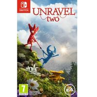 Gry na Nintendo Switch, Unravel Two