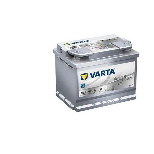 Akumulatory samochodowe, Akumulator VARTA 560901068D852