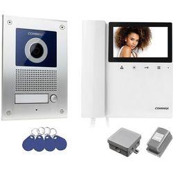 Wideodomofon zestaw Commax DRC-41UN/RFID + CDV-43K