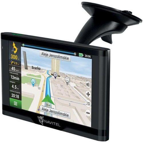 Nawigacja samochodowa, Navitel E500 Magnetic TMC
