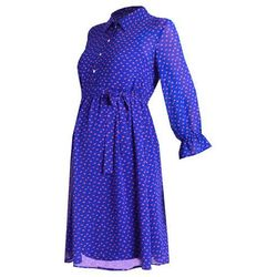 MAMALICIOUS MLAMELIA SHORT DRESS Sukienka letnia clematis blue