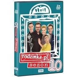 Rodzinka.pl. Sezon 10 (2 DVD) (Płyta DVD)