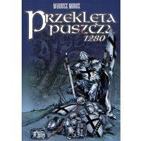 Komiksy, Przeklęta puszcza 1280 - MARIUSZ MOROZ (opr. twarda)