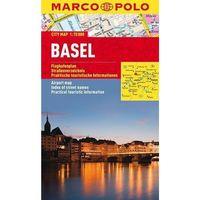 Mapy i atlasy turystyczne, Bazylea mapa 1:15 000 Marco Polo (opr. miękka)