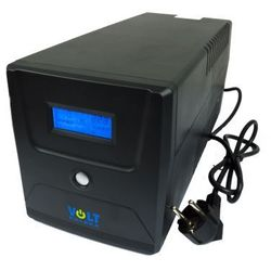 Zasilacz awaryjny Micro UPS 1500 / 900 W 2*9 Ah