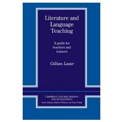 Książki do nauki języka, Literature and Language Teaching
