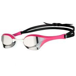 Okularki Arena Cobra Ultra Swipe Mr (Silver-Pink) - 002507/590- PROMOCJA Black Friday Codziennie! O 15:00 jeden produkt w wariackiej cenie