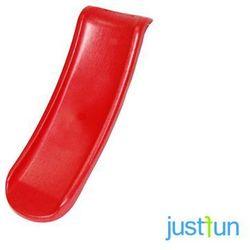 Zjeżdżalnia do podestu 0,60 m - czerwony