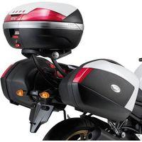 Stelaże motocyklowe, Stelaż pod kufer centralny do Yamaha FZ8 N / Fazer [10-12] - Givi 366FZ (zgodny z Kappa KZ366)