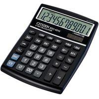Kalkulatory, Kalkulator CITIZEN SDC-4310