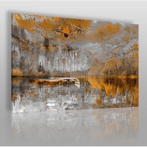 Obrazy, Tchnienie słońca - nowoczesny obraz na płótnie