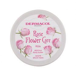 Dermacol Rose Flower Care masło do ciała 75 ml dla kobiet