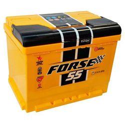 Akumulator FORSE 55 Ah /510 A wysoki