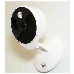 Kamera IP łączona z WiFi, odbierająca dźwięk i obraz