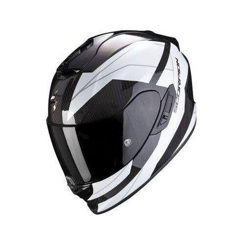 Kaski motocyklowe, SCORPION KASK INTEGRALNY EXO-1400 CAR LEGION WH
