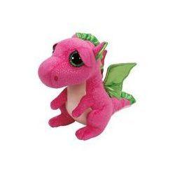 Beanie Boos Darla różowy smok 15 cm. Darmowy odbiór w niemal 100 księgarniach!