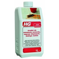 HG Środek do usuwania cementu, zapraw klejowych i białego nalotu