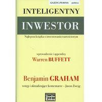 Biblioteka biznesu, Inteligentny inwestor (opr. twarda)