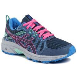 Buty ASICS - Gel-Venture 7 Gs 1014A072 Peacoat/Hot pink 400