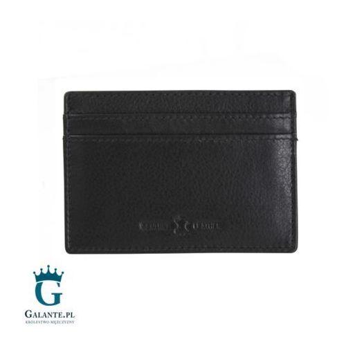 Etui i pokrowce, Skórzane etui na karty płatnicze zbliżeniowe z ochroną RFID