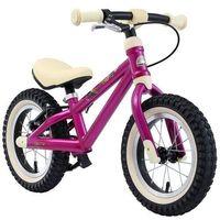 """Rowerki biegowe, rowerek biegowy MTB 12"""" BIKE STAR GERMANY różowy"""