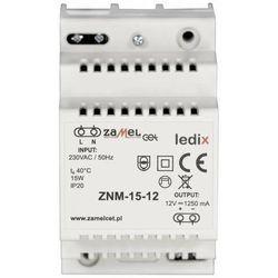 Ledix - zasilacz modułowy ZNM-15-12 - LDX10000020