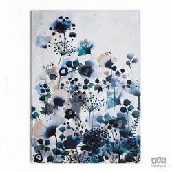 Obraz Niebieskie kwiaty 42-235