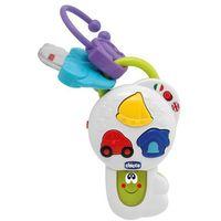 Pozostałe zabawki dla najmłodszych, Chicco Grające Klucze PL/EN